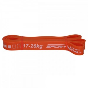 Guma do ćwiczeń SPORTVIDA Powerband (17-26 kg)