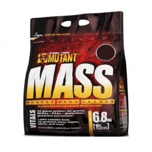 PVL Mutant Mass - 6800g  - Tripple Chocolate