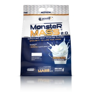 BIOGENIX Monster Mass 2.0 - 1000g