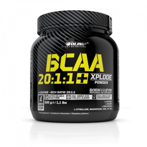 OLIMP BCAA Xplode Powder 20:1:1 (500g)