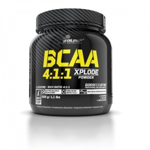 OLIMP BCAA Xplode Powder 4:1:1 (500g)